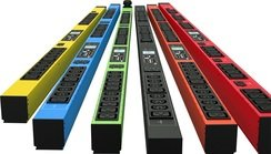 Coloured PDUs for Resilient Power Management