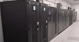 Lithium Ion Batteries Data Centre UPS