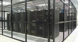 Data Centre Security Cages