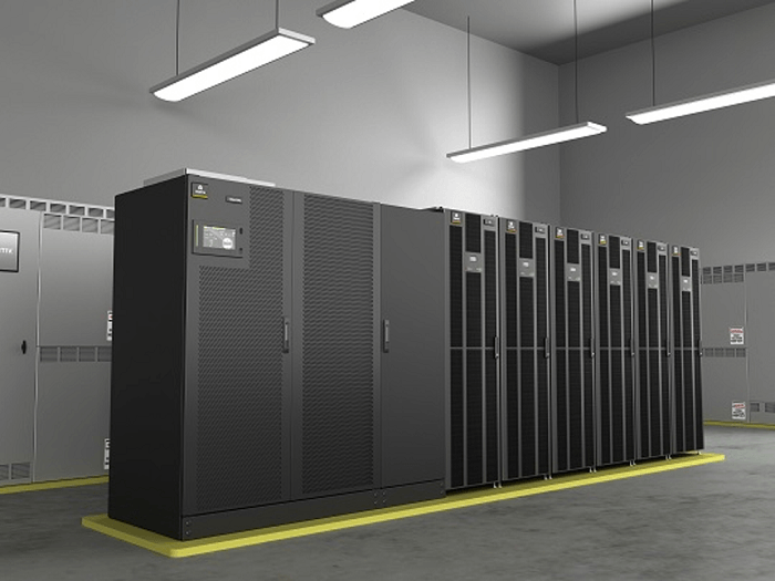 Modular UPS Installations Upgrade