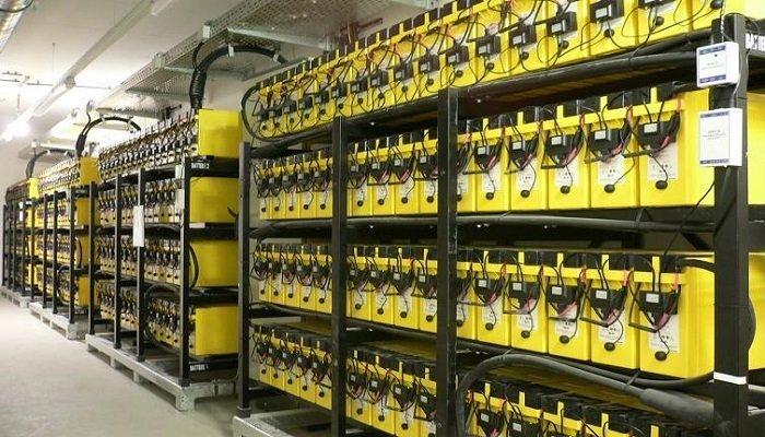 Datacentre UPS Battery Preventative Maintenance Checks