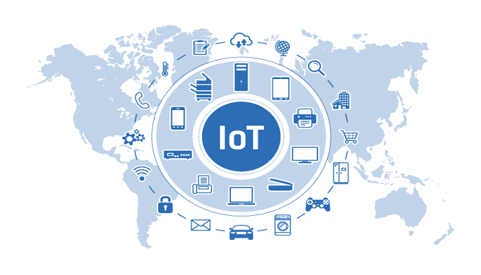 Ethernet Internet of Things Connectivity options