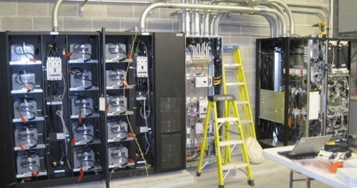 Eaton UPS Installations