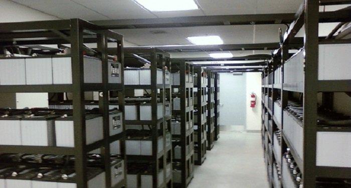 UPS Battery Installations