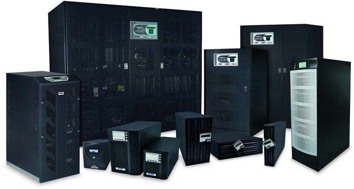 UPS Systems Ranges