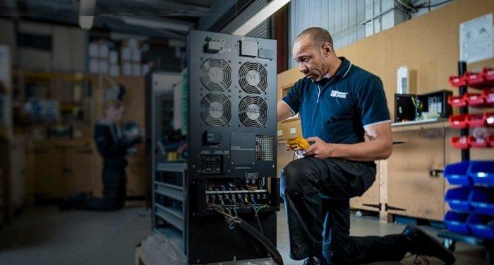 UPS Hardware Repairs