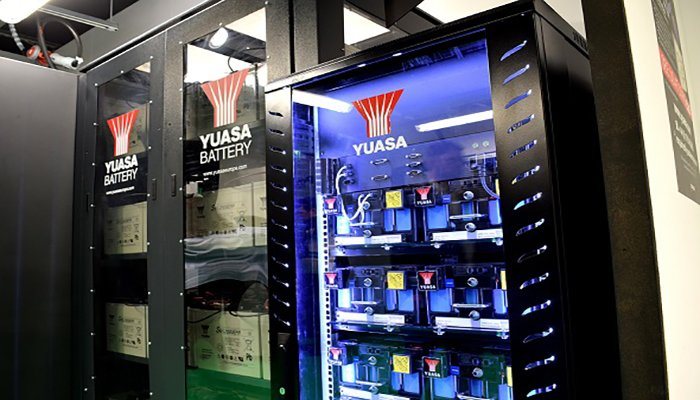Yuasa Lithium-ion UPS Batteries