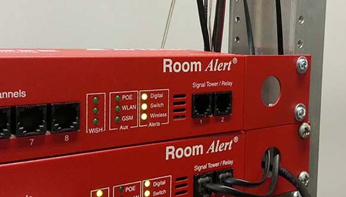 Server Rack Monitoring Systems