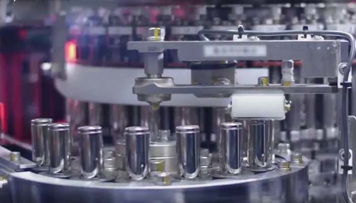 The Manufacturing of Lithium Ion Batteries
