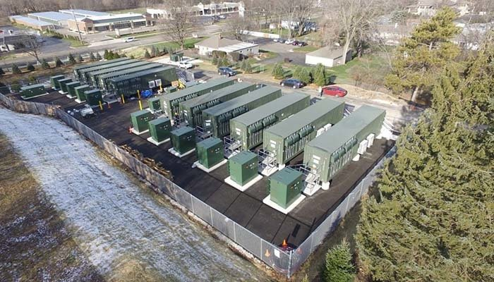 Datacentre Energy Storage Systems