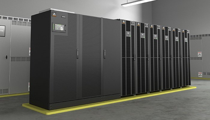 Lithium-ion Datacentre UPS Systems
