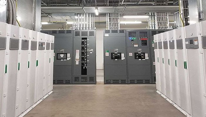 Lithium-ion Datacentre Backup Power Solutions