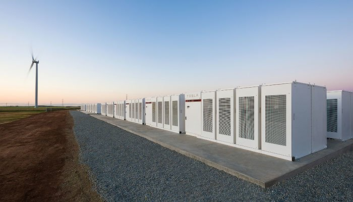 Datacentre Energy Storage Batteries