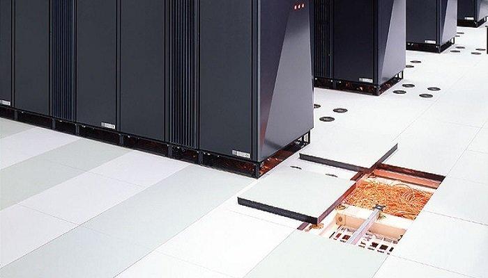 Server Room Design Floor Layout