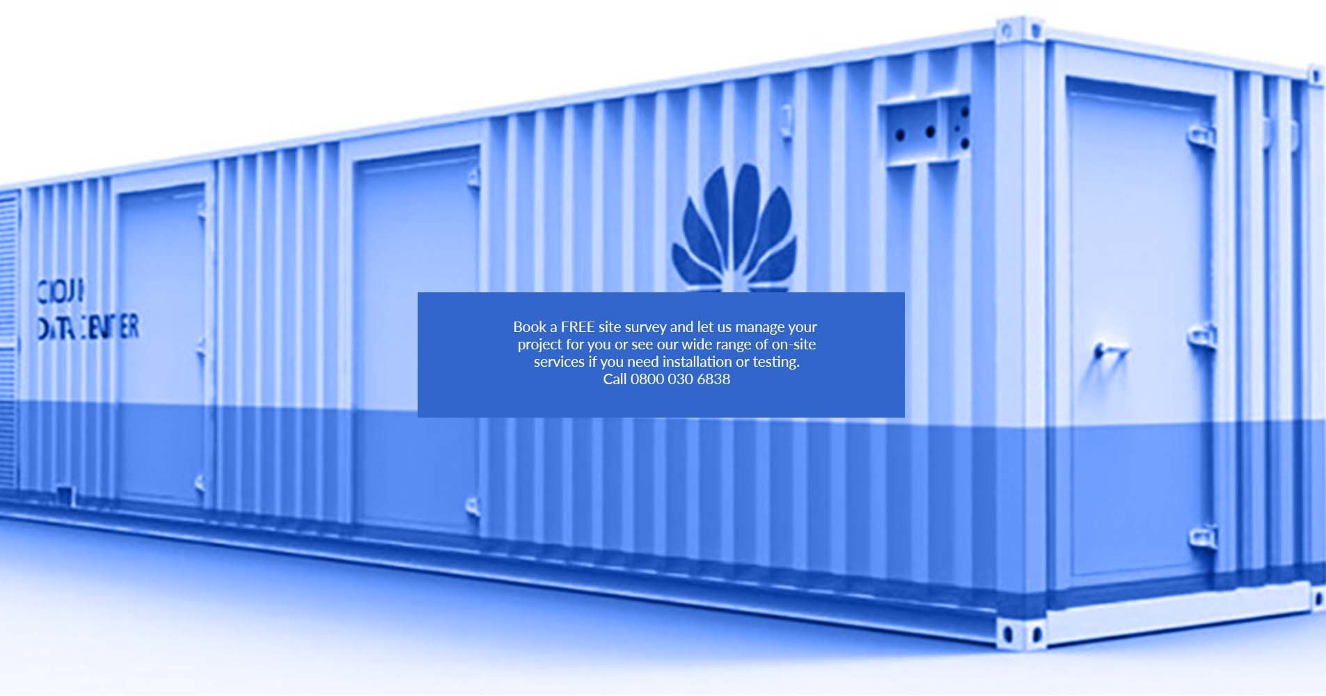 Containerised Modular Data Centres
