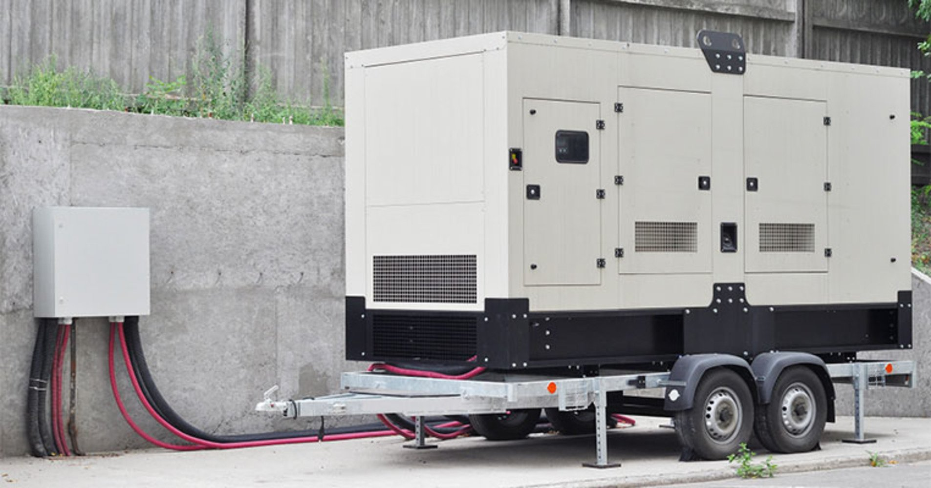Standby Power Generators for UPS Systems
