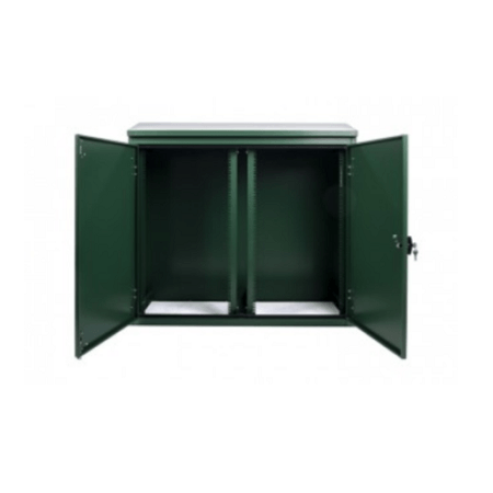 18U External Roadside Cabinet 600 Wide 450 Deep