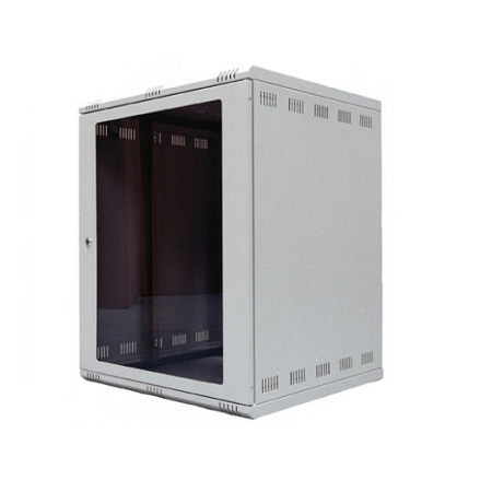 18U Wall Mounted Data Cabinet 600 Wide 550 Deep