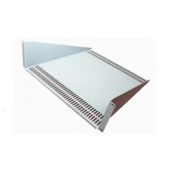 1U-200mm Deep Modem Shelf