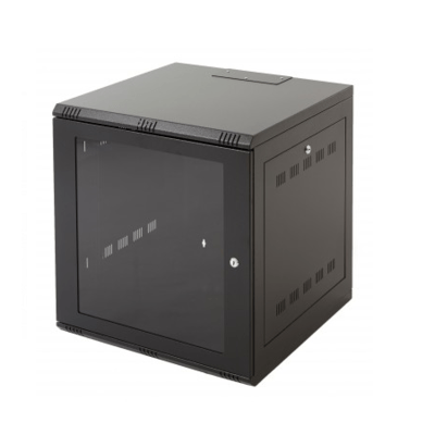 9U Wall Mounted Data Cabinet 600 Wide 600 Deep