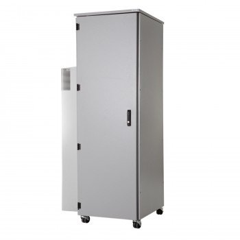 Xtreme 42U Air Conditioned IP54 Server Rack 600 Wide 1000 Deep 2.5kW Single Phase
