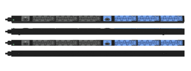 Enlogic Basic EN2.0 PDU 32A 1ph 230V 36 C13 6 C19 Outlets