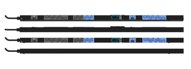 Enlogic EN2.0 Outlet Metered, Outlet Switched PDU 32A 1ph 230V 20 C13 4 C19 Outlets