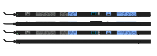 Enlogic EN2.0 Input Metered, Outlet Switched PDU 32A 1ph 230V 20 C13 4 C19 Outlets