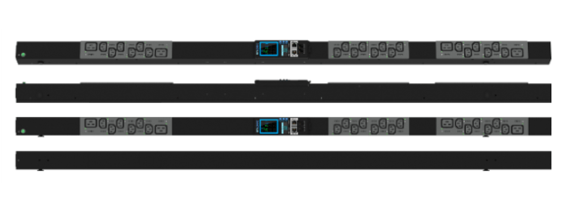 Enlogic EN2.0 Input Metered, Outlet Switched PDU 16A 1ph 230V 20 C13 4 C19 Outlets