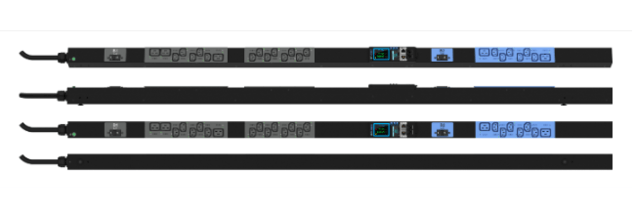 Enlogic EN2.0 Outlet Metered PDU 32A 1ph 230V 20 C13 4 C19 Outlets