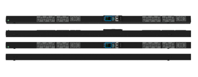 Enlogic EN2.0 Input Metered PDU 16A 1ph 230V 20 C13 4 C19 Outlets