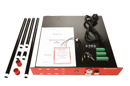 Rackmount Redetec Fire Solution 1.5sqm HFC227ea FM200 Agent