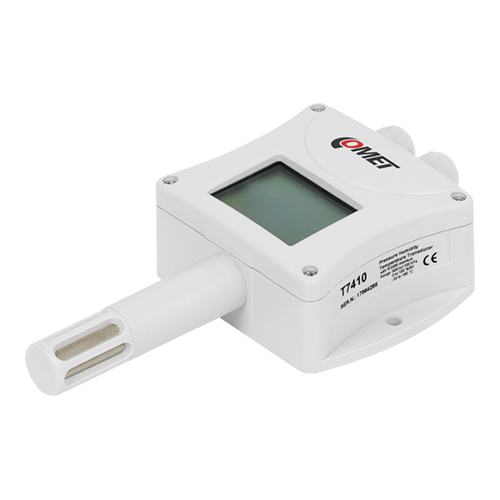 RS485 Outdoor Temperature, Humidity and Pressure T7410 Sensor