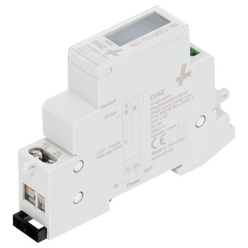 63A DHZ Single Phase Electricity Meters