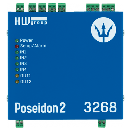 Poseidon2 3268 Environment Monitors