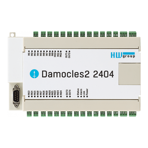 Damocles2 2404 Data Acquisition Units