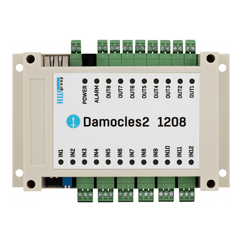 Damocles2 1208 Data Acquisition Units