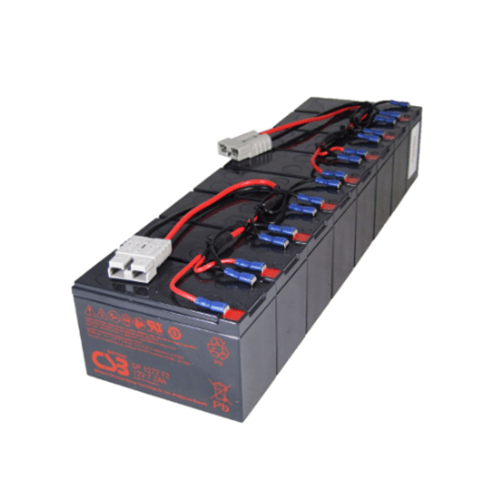 MDS12 Replacement APC UPS RBC12 Battery Kit