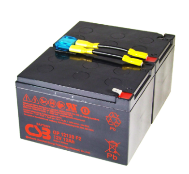 MDS6 Replacement APC UPS RBC6 Battery Kit