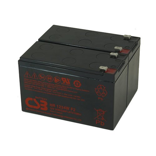 MDS54 Replacement APC UPS RBC54 Battery Kit
