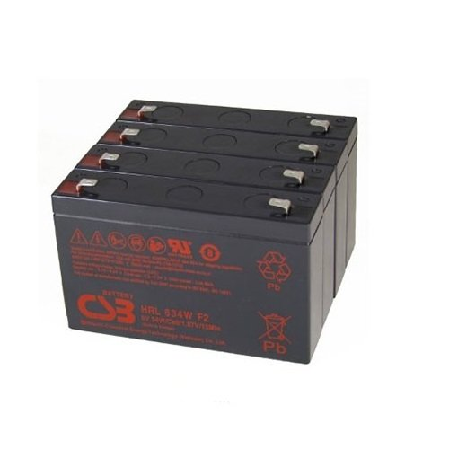 MDS34 Replacement APC UPS RBC34 Battery Kit