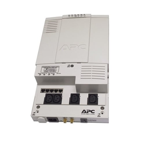 APC Back-UPS BH 500VA UPS for Structured Wiring