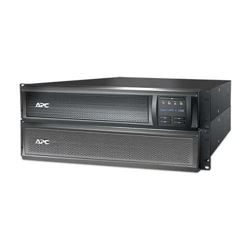 APC Smart-UPS SMX 1500VA Rack/Tower UPS with Network Card