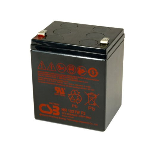 CSB HR1221W 21W 12Vdc Battery