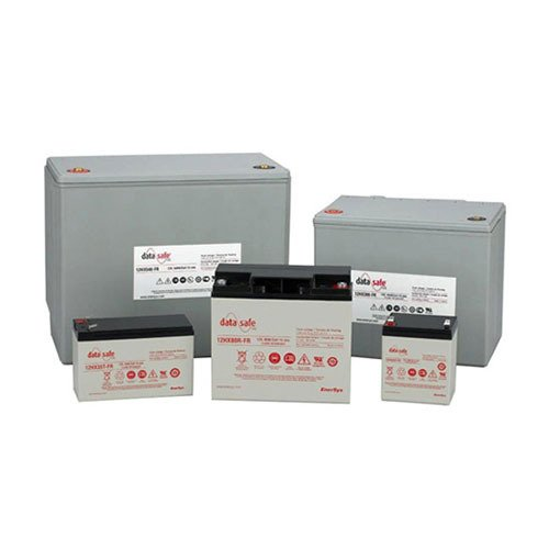 Enersys Datasafe 12HX50FR 11Ah 12Vdc Battery with Flame Retardant Case