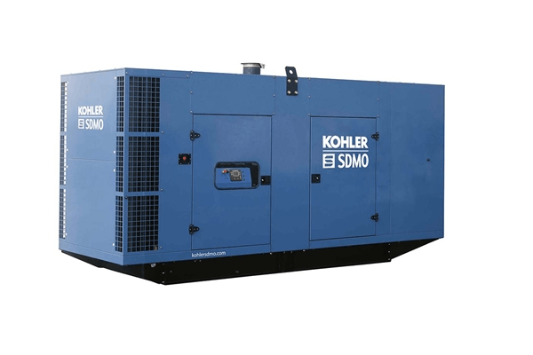 SDMO D830 750/825kVA Three Phase Generators