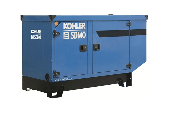 SDMO J33 30/33kVA Three Phase Generators