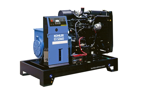 SDMO J77K 70/77kVA Three Phase Generators
