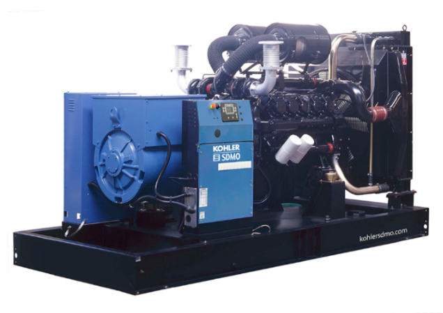 SDMO D700 634/697kVA Three Phase Generators