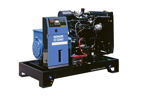 SDMO J66K 60/66kVA Three Phase Generators